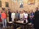 В южноливанской Сайде совершена литургия на церковнославянском языке