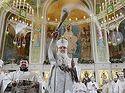 Состоялось освящение храма Воскресения Христова и Новомучеников и исповедников Церкви Русской в московском Сретенском монастыре