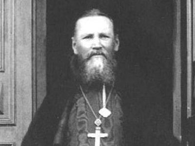 The Holy and Righteous John of Kronstadt recalled this vision, which he had in January of 1901.