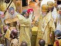 Архиерейский Собор Русской Зарубежной Церкви завершился освящением собора Новомучеников и Исповедников Российских