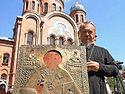 Пропавшую сто лет назад икону святителя Николая чудом обнаружили в развалинах