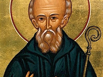The founder of the great and famous monastery on Iona along with numerous other monastic communities and churches, St. Columba has for fourteen centuries been greatly venerated by many Christians as the enlightener of Scotland, a co-patron of Ireland