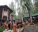 Более 60 000 человек приняло участие в Царском крестном ходе