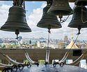 В праздник Крещения Руси по храмам прокатится волна колокольного звона