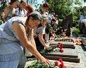 В Горловке увековечили память погибших мирных жителей