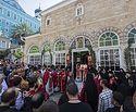 В Русском на Афоне Пантелеимоновом монастыре состоялись богослужения престольного праздника