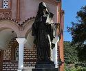 В Греции освящен памятник преподобному Силуану Афонскому