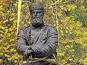 В Ливадии установили памятник Российскому императору Александру III