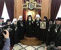 Началось празднование 170-летия основания Русской Духовной Миссии в Иерусалиме