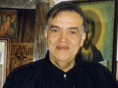 Thirty-five years ago Jose Munoz-Cortes, an Orthodox Spaniard, was called by the Lord to a special ministry.
