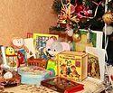 Открыт сбор подарков к Рождеству для бедных семей