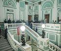 Ректор СПбДА выступил на юбилейном собрании Императорского Русского военно-исторического общества