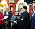 В Москве проходит выставка-презентация «Благоукрашение храмов»