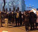 Братия Киево-Печерской Лавры просит молитв в связи с угрозой нападения на святые пещеры