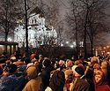 82% россиян считают неприемлемыми шутки над Церковью