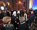 Сербский Патриарх поблагодарил Россию за помощь в завершении храма св. Саввы