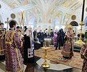 Патриарх Кирилл совершил литию в десятую годовщину кончины Первоиерарха РПЦЗ митрополита Лавра