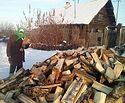 Пять епархий приняли участие в акции «Подари дрова»