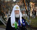 Патриарх Кирилл обсудил по телефону с Папой Римским и Предстоятелями Поместных Православных Церквей ситуацию в Сирии
