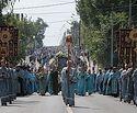 В Серпухове прошли торжества по случаю 140-летия явления чудотворной иконы Божией Матери «Неупиваемая Чаша»