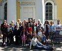 Дети-инвалиды посетили Спасо-Преображенский собор