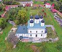 Военные разминируют территорию Оптина монастыря Орловской митрополии от снарядов времен войны