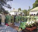 Митрополит Ювеналий возглавил в подмосковном Серафимо-Знаменском скиту празднование дня памяти прписп. Фамари (Марджановой)