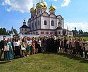 В Иверском Валдайском монастыре открылась VI Летняя русско-итальянская школа ПСТГУ