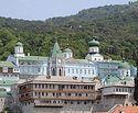 Делегация российских парламентариев посещает монастыри Святой горы Афон