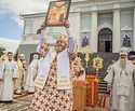 В Ижевской епархии состоялось прославление в лике святых протоиерея Николая Чернышева и его дочери Варвары