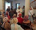 Синодальный отдел по благотворительности направил средства Душанбинской епархии на открытие благотворительной столовой и центра гуманитарной помощи