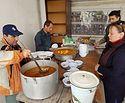 При участии Церкви в Душанбе открылись бесплатная столовая и центр гуманитарной помощи