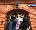 Сторонники автокефалии атаковали резиденцию архиерея Криворожской епархии
