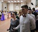 В Екатеринбургской епархии прошел осенний бал православной и светской молодежи
