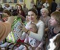Более 16 тысяч подарков на Рождество для нуждающихся собрала служба «Милосердие»