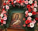 В домовый храм больницы святителя Алексия возвращена Козельщанская икона Божией Матери