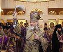 Предстоятель Русской Церкви освятил московский храм святого благоверного князя Александра Невского в Александровке