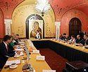 Святейший Патриарх Кирилл встретился с ректорами негосударственных вузов Москвы