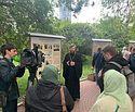 История Собора Святой Екатерины рассказана на его историческом месте