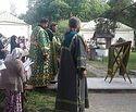 В Серафимо-Знаменском скиту отпраздновали годовщину обретения мощей преподобноисповедницы Фамари (Марджановой)