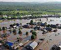 Русская Православная Церковь оказала помощь пострадавшим от наводнения в Иркутской области