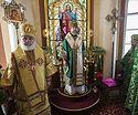 В Псково-Печерской обители торжественно отметили один из главных монастырских праздников — Собор Псково-Печерских преподобных