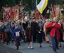 60 000 человек приняли участие в Царском крестном ходе в Екатеринбурге