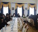 В Марфо-Мариинской обители прошло совещание игуменов и игумений ставропигиальных монастырей