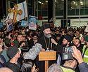 Четыре православных епископа участвовали в антиабортном стоянии в Австралии, в результате которого обсуждение легализации абортов отложено