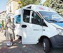 В Беларуси начал работу автобус милосердия для бездомных людей