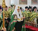 Святейший Патриарх Кирилл: Господь, несомненно, присутствует в жизни нашего народа