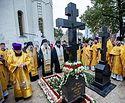 В Троице-Сергиевой лавре и Московской духовной академии прошли памятные мероприятия по случаю десятилетия преставления архимандрита Матфея (Мормыля)