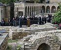 Святейший Патриарх Кирилл совершил молебен на месте мученической кончины апостола Варфоломея
