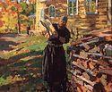 Картина из коллекции фонда Art Russe передана в собрание Валаамского монастыря